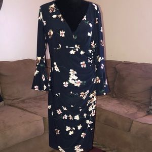⭐️NWT⭐️ RALPH LAUREN FLORAL DRESS